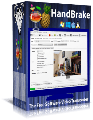 HandBrake v1.4.2 Portable