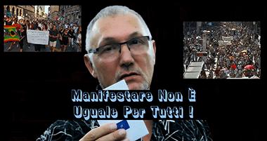 Green Pass – Silver Nervuti: Manifestare Non È Uguale Per Tutti (Video 2021)